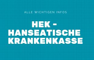 Die HEK – Hanseatische Krankenkasse